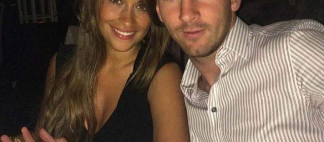 Messi y Antonela  estarían esperando su tercer hijo
