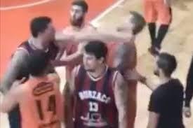 Escándalo en el básquet: un integrante de la «Generación Dorada» noqueó a un rival