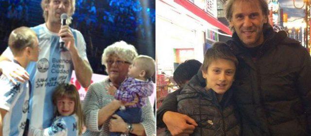 La esposa de Marcos Milinkovic explicó cómo murió su hijo