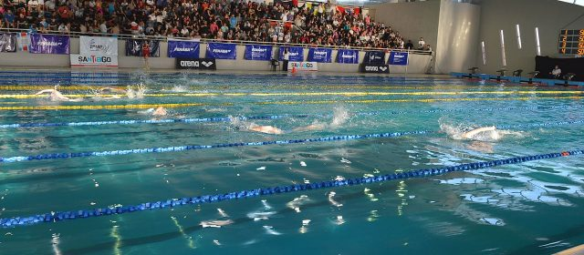 La natación vuelve a ser el atractivo del fin de semana con un campeonato de alto rendimiento