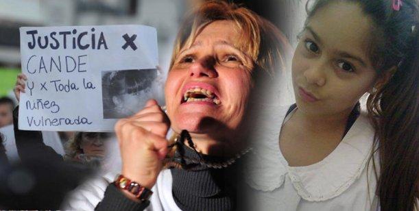 Caso Candela Rodríguez: prisión perpetua para dos de los tres imputados por el crimen y secuestro de la nena