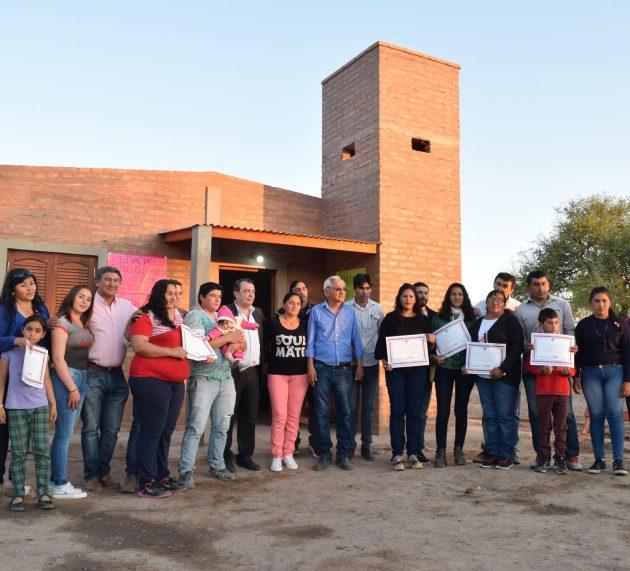 En Chilca Juliana se entregaron viviendas sociales