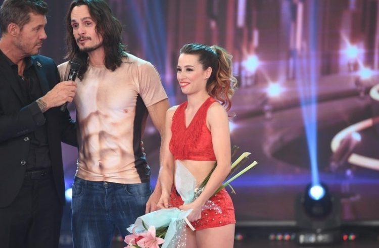 """""""Bailando"""": Christian Sancho y Nina Iraolagoitia fueron eliminados del certamen"""