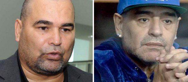 José Luis Chilavert atacó a Diego Maradona: «Es el felpudo de Infantino»