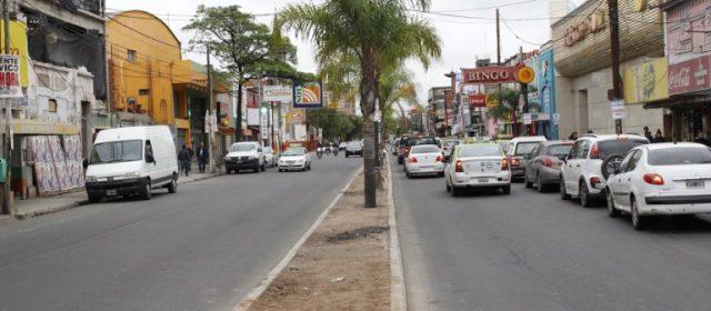 Sancionarán a los colectivos que circulen por el tramo no permitido de la Av. Belgrano