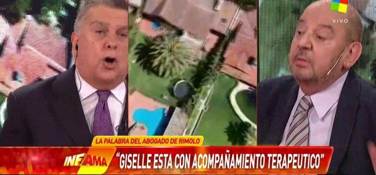 Se confirmó la condena contra Giselle Rímolo y puede volver a prisión