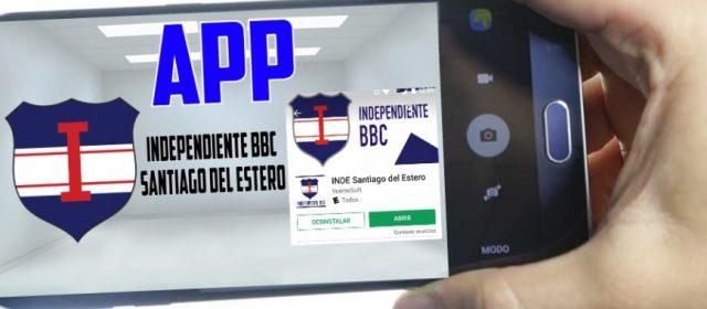 Independiente BBC ya cuenta con su propia aplicación para celulares y tablet