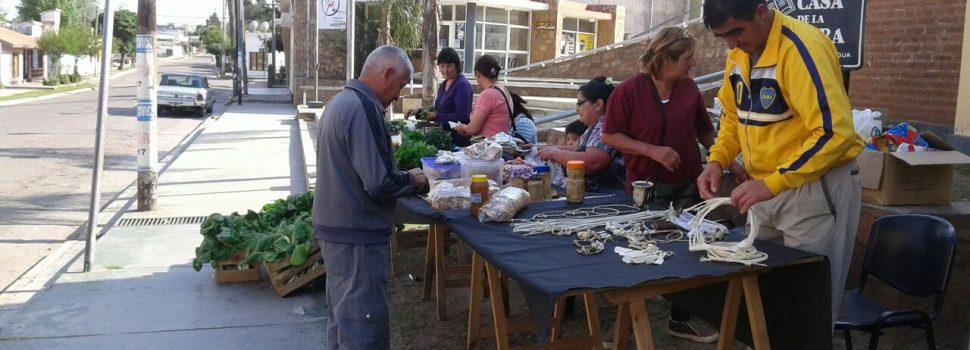 Ojo de Agua: Se realizó con éxito una nueva edición de la Feria Artesano