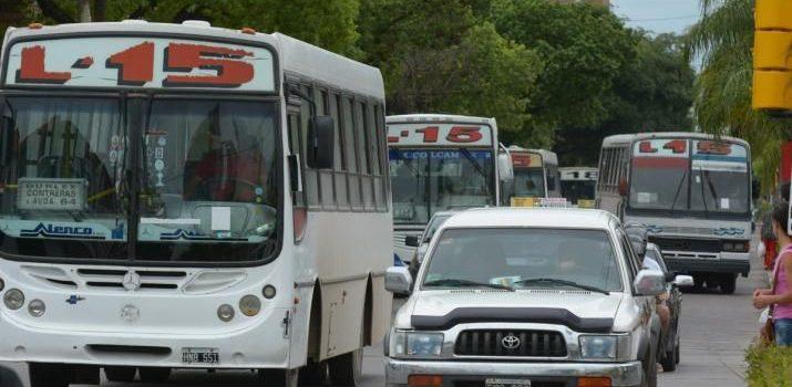 Tránsito de la Capital informó que los colectivos circularán hasta las 24