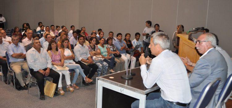 Clubes de Santiago recibieron aportes económicos