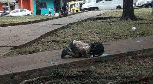 Conmoción en Misiones por una nena que tomó agua de un charco