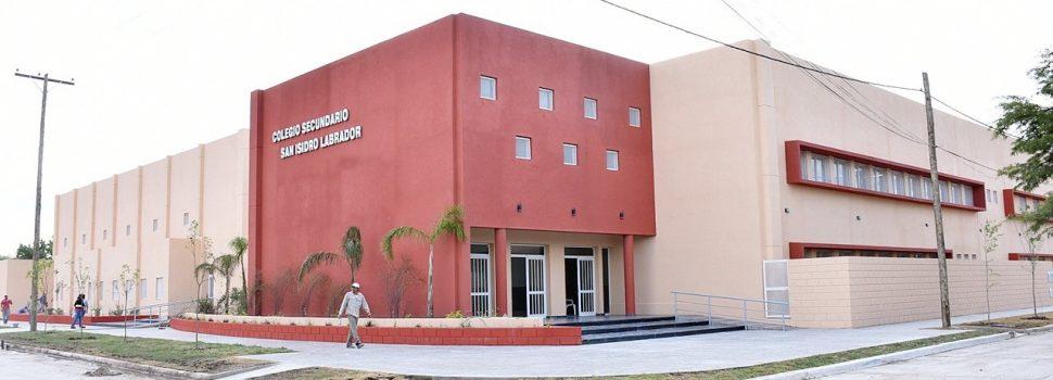 Memoria descriptiva del edificio escolar San Isidro Labrador