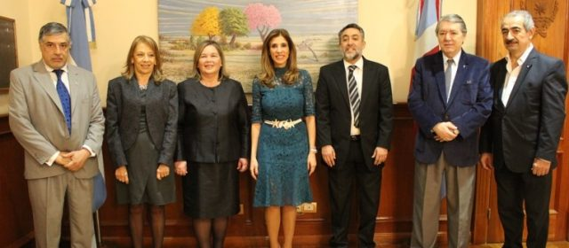 La gobernadora y el Superior Tribunal  de Justicia impulsan el primer Digesto  de Género de Santiago del Estero