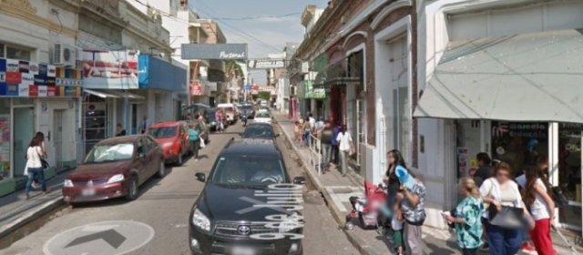 Desde este martes estará prohibido estacionar en 9 de Julio entre Independencia y Buenos Aires