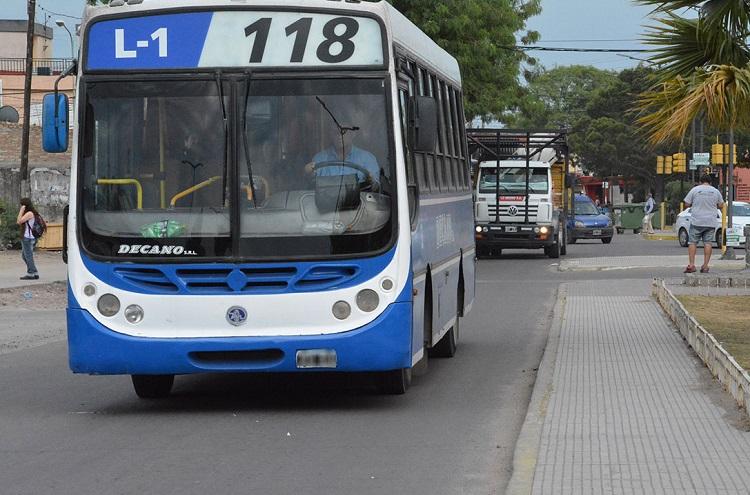 El boleto no sufrió modificaciones en la ciudad de La Banda
