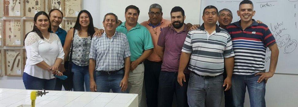 Concluyeron las jornadas de capacitación para técnicos en el manejo de montes frutales