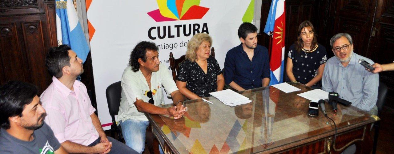 Presentaron la delegación oficial de la provincia que participará en Cosquin 2.018