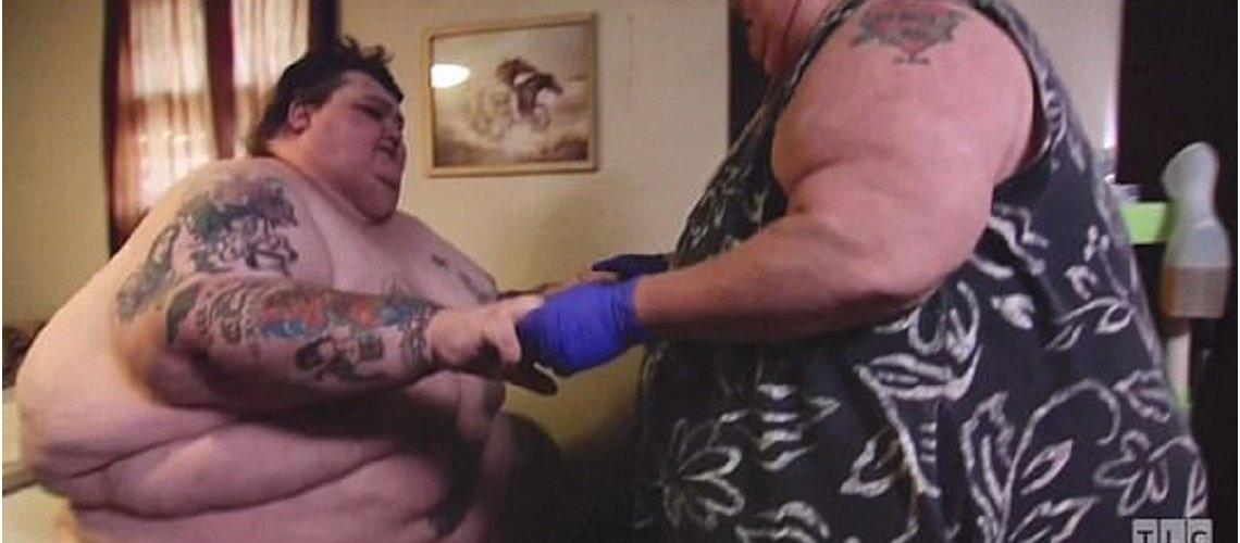Perdieron más de 260 kilos entre los dos y pudieron tener sexo por primera vez en 11 años
