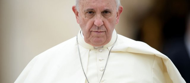 Multitudinaria misa del Papa en Chile