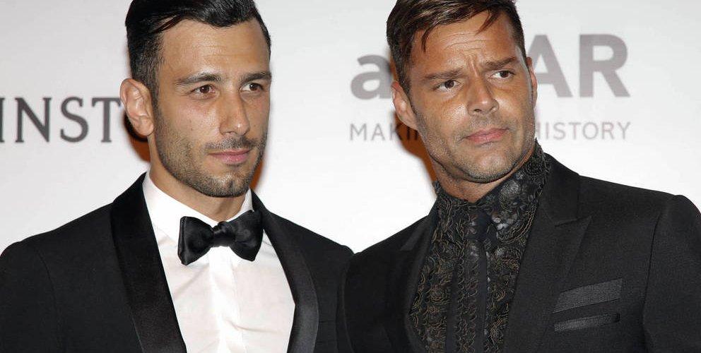 Se casaron en secreto Ricky Martin y  Jwan Yosef