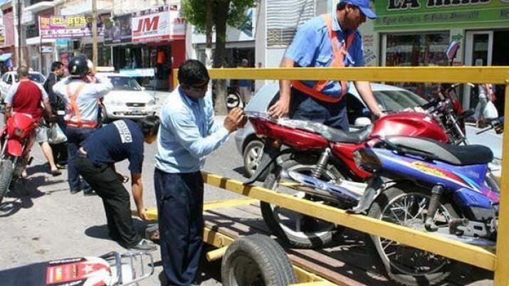 La comuna comprará motocicletas para reforzar el parque automotor de tránsito