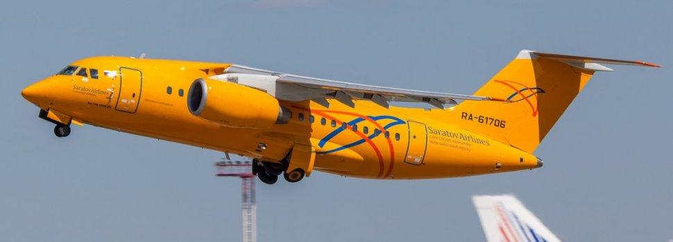 Se estrelló un avión en Rusia con 71 personas a bordo