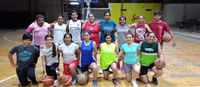 Inició la pretemporada del básquet femenino en independiente invitan a chicas a sumarse al equipo