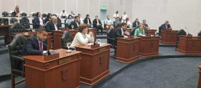 Se concretó la sesión preparatoria dando inicio al período legislativo 2018
