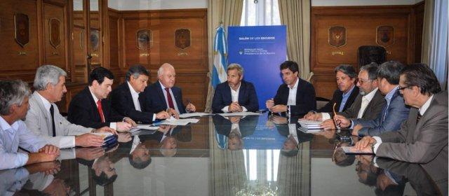 El Gobierno nacional creó el Comité de la  Región Hídrica de los Bajos Submeridionales
