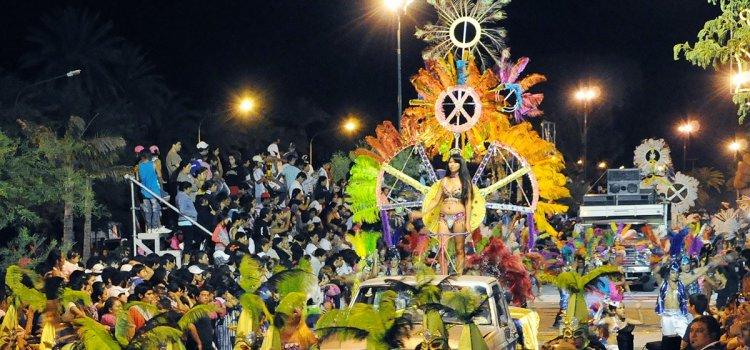 Los Corsos Santiagueños 2018 serán una fiesta para los vecinos de la ciuda