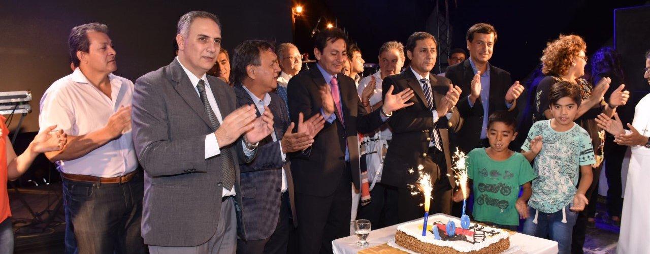 El 100° aniversario de la ciudad de Campo Gallo