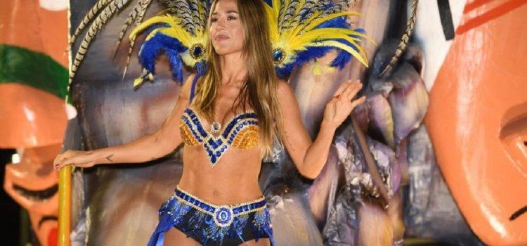 En medio de la crisis con Del Potro, Jimena Barón se desató en el Carnaval