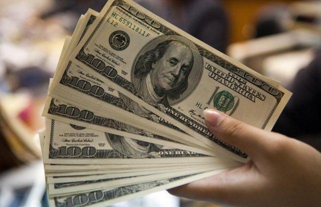 El Banco Central salió a frenar al dólar: llegó a $ 20,65, pero al final de la jornada cerró a $ 20,52