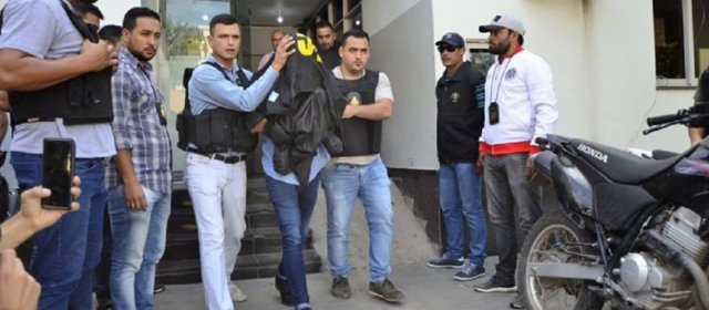 Detuvieron a los funcionarios chaqueños acusados de lavado