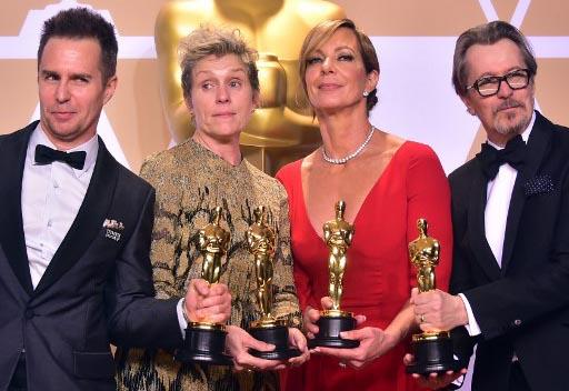 Los Oscars 2018 tuvieron el peor rating de la historia