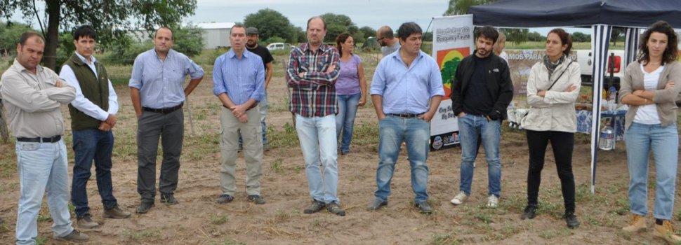 Actividad del Programa Forestal Santiagueño