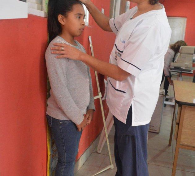 Nuevo operativo de salud en el Bº Avenida, La Banda