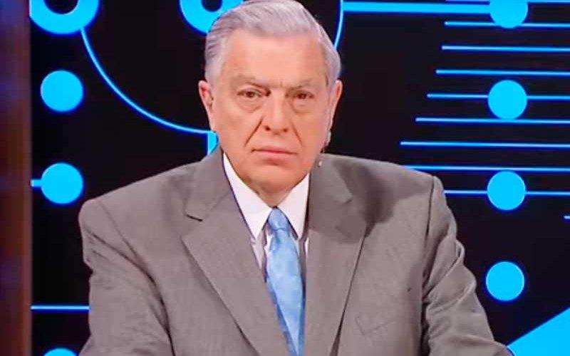 Las exigencias de Santo Biasatti para volver a la televisión