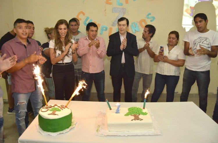 Otro aniversario del Centro de Rehabilitación  de Adicciones de Santiago del Estero (Crease)