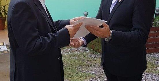 Asumió el nuevo director de Tránsito de la Municipalidad de la Capital
