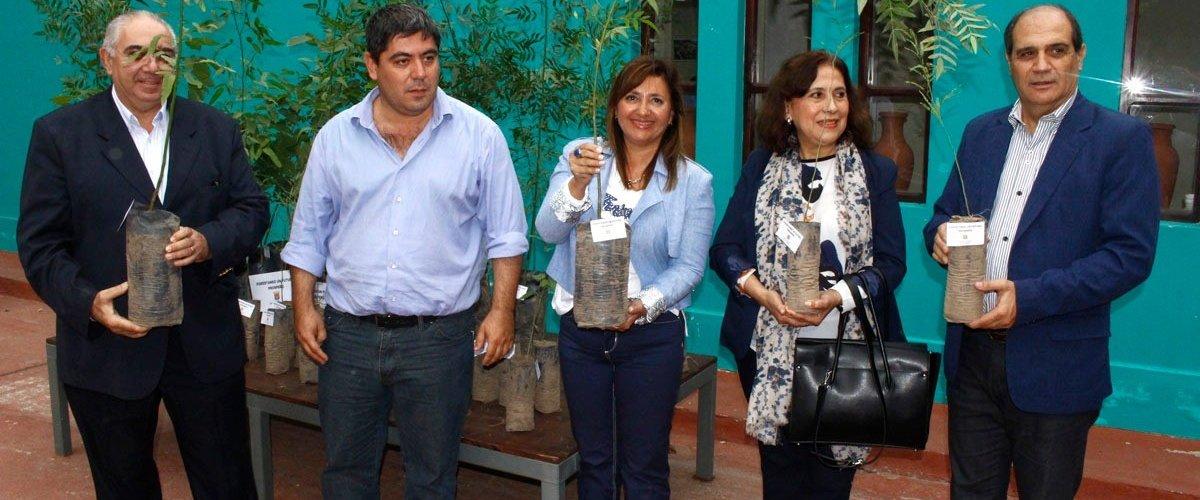 La comuna organizó una jornada sobre el cuidado del medio ambiente