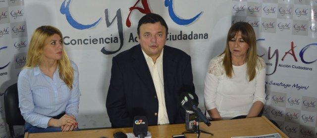 La Fundación Conciencia y Acción Ciudadana anunció  la presentación del sicólogo Bernardo Stamateas
