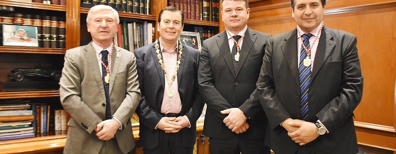 El gobernador Gerardo Zamora se  reunió con el director de Termatalia