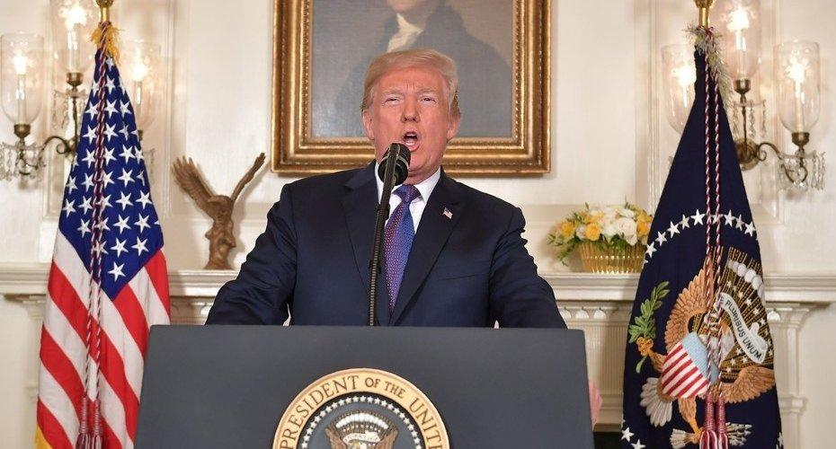 """Donald Trump, sobre el bombardeo a Siria: """"Fue un ataque perfectamente ejecutado"""""""