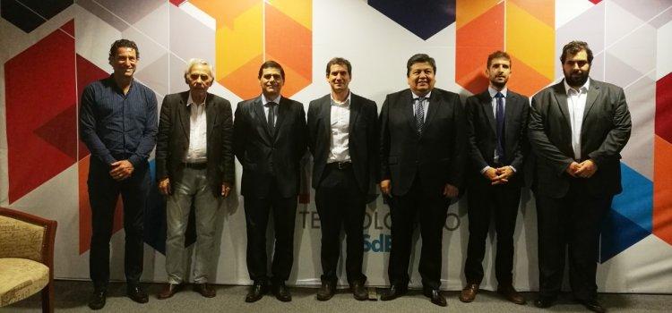 En el Nodo Tecnológico lanzan el Instituto  Provincial de la Administración Pública