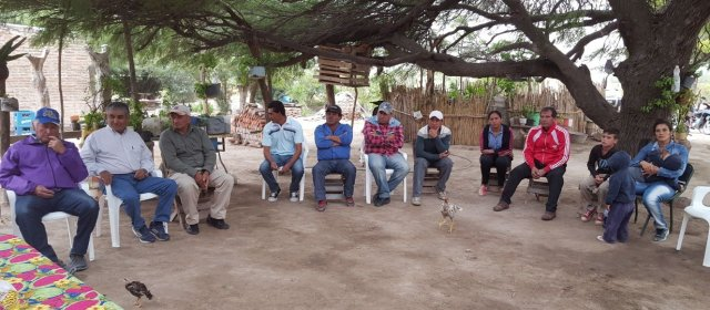 Productores demandan capacitación en el cultivo de alfalfa y se organizan para comprar semillas en forma conjunta