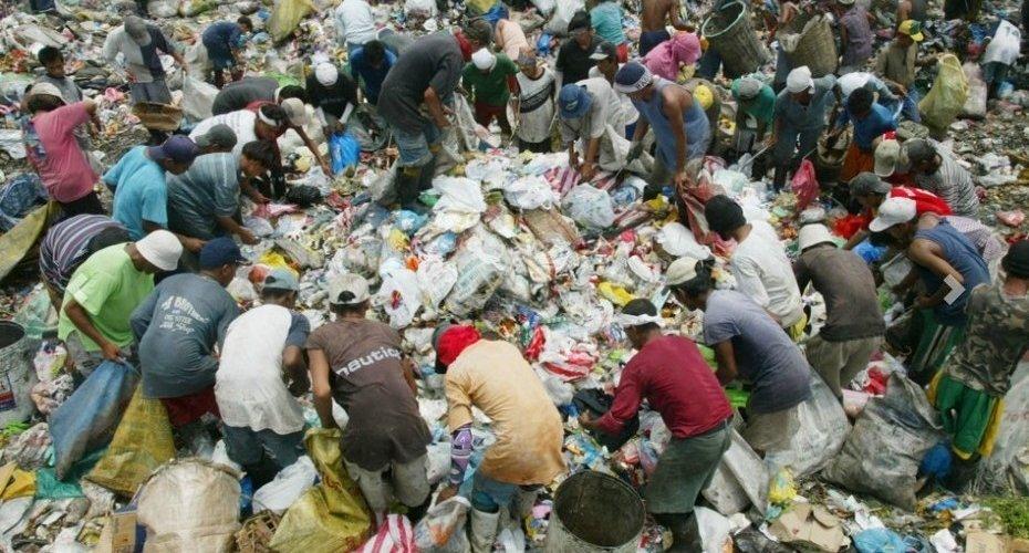 La guerra los dejó sin su único medio de subsistencia: la basura