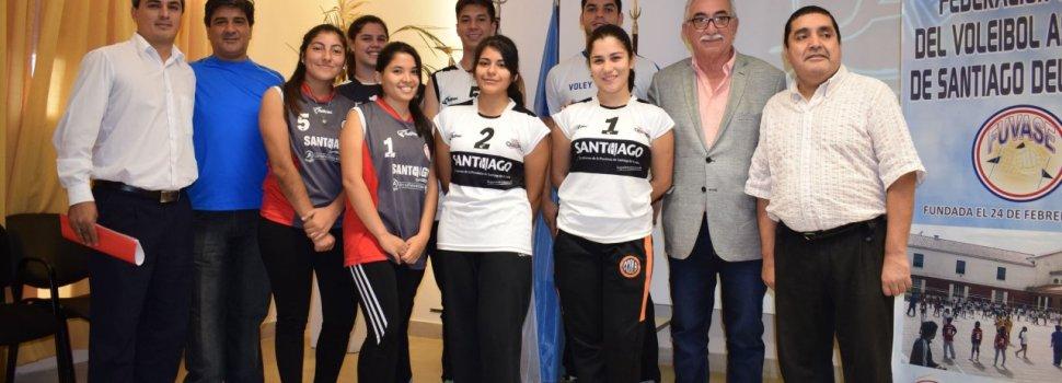 En Pozo Hondo será el lanzamiento del Torneo  Anual de la Federación única de Voley Asociado