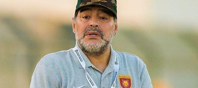 Diego Maradona, muy cerca de dirigir otro equipo