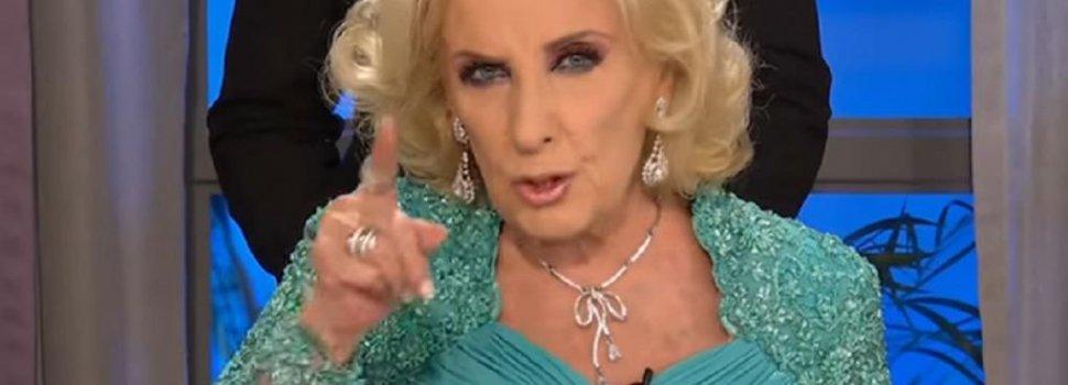 Mirtha Legrand opinó de su jubilación en los Martín Fierro